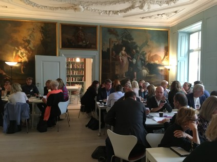 Workshop i Forfatterforeningen d. 26. september 2018
